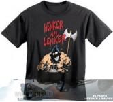 """T'shirt, Moto Mania, """"Henker am Lenker"""""""