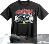 "T'shirt, Moto Mania, ""Cafe Racer"""
