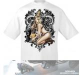 "T'shirt, ""Bas Guitar"""