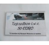 Tegoedbon, 50 EURO