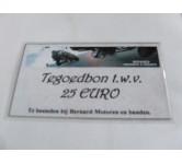 Tegoedbon, 25 EURO