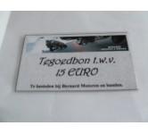 Tegoedbon, 15 EURO