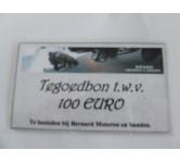 Tegoedbon, 100 EURO
