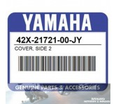 Cover, Side 2 Yamaha 42X-21721-00-JY