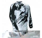 Shirt O'Neal, Element Shocker Zwart/Wit