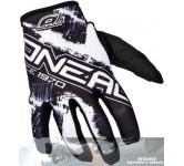 Handschoen O'Neal, Jump Shocker Zwart/Wit
