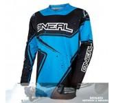 Shirt O'Neal, Element Racewear 2017 Blauw