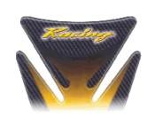 Print, Tankpad Racing geel
