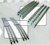 Oprijplank, aluminium (RP1002)